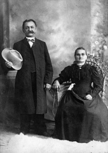 1892 Josef and Caroline Richter