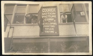 Courier Motion Picture Corp.