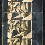 single filmstrip print from unknown film ca 1918