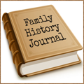 avatar family history journal